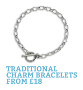 Traditional Silver Charms