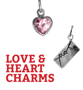 Valentines Day Charms
