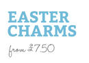 Silver Charms For Easter