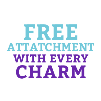 TheCharmWorks.com Free attachment with charms