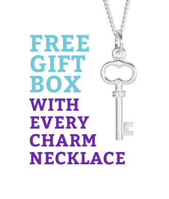 TheCharmWorks.com Free Charm Necklace Box