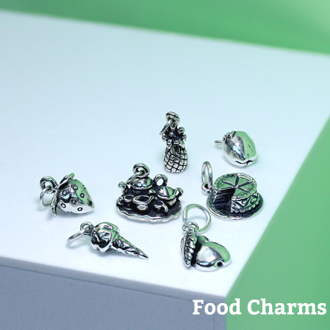 The Charm Works Food Charms