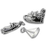 Sterling Silver Boats and Yachts Charms