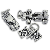 Racing Car & Motorsport Charms