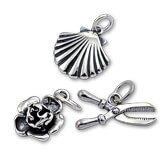 Sterling Silver Nature & Outdoor Charms