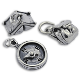 Sterling Silver Outdoor Charms