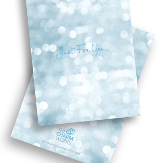 'Just For You' Gift Card