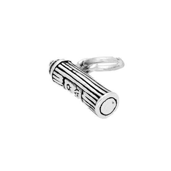 Sterling Silver Hairspray Charm