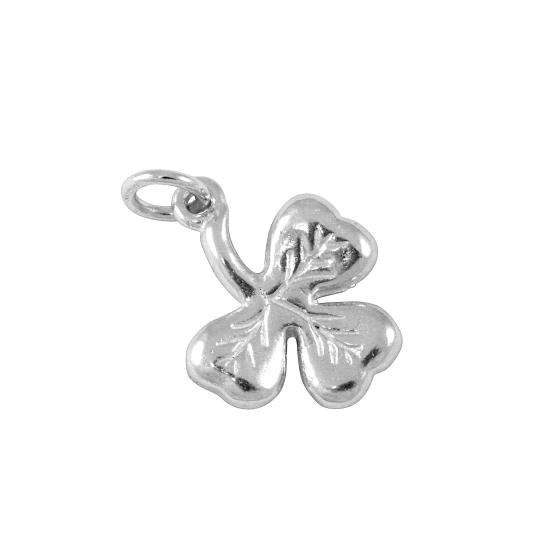 Sterling Silver Clover Charm