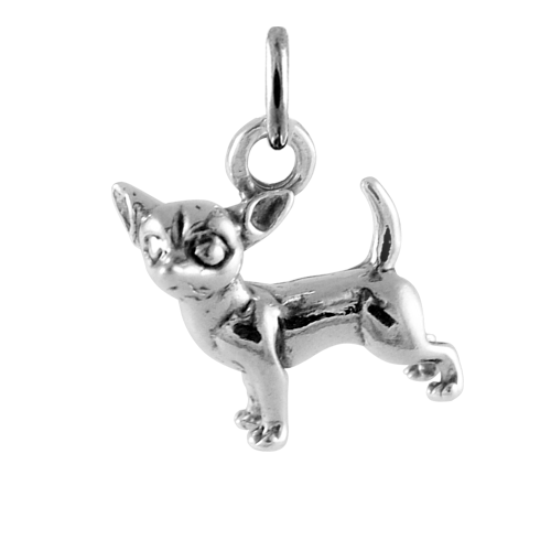 Libaraba Copper Diamond Accent Pave Cartoon Dog Stud Earrings with Heart Jewelry Box,Dog Earrings for Women