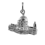 Sterling Silver St Paul's Cathedral London Charm