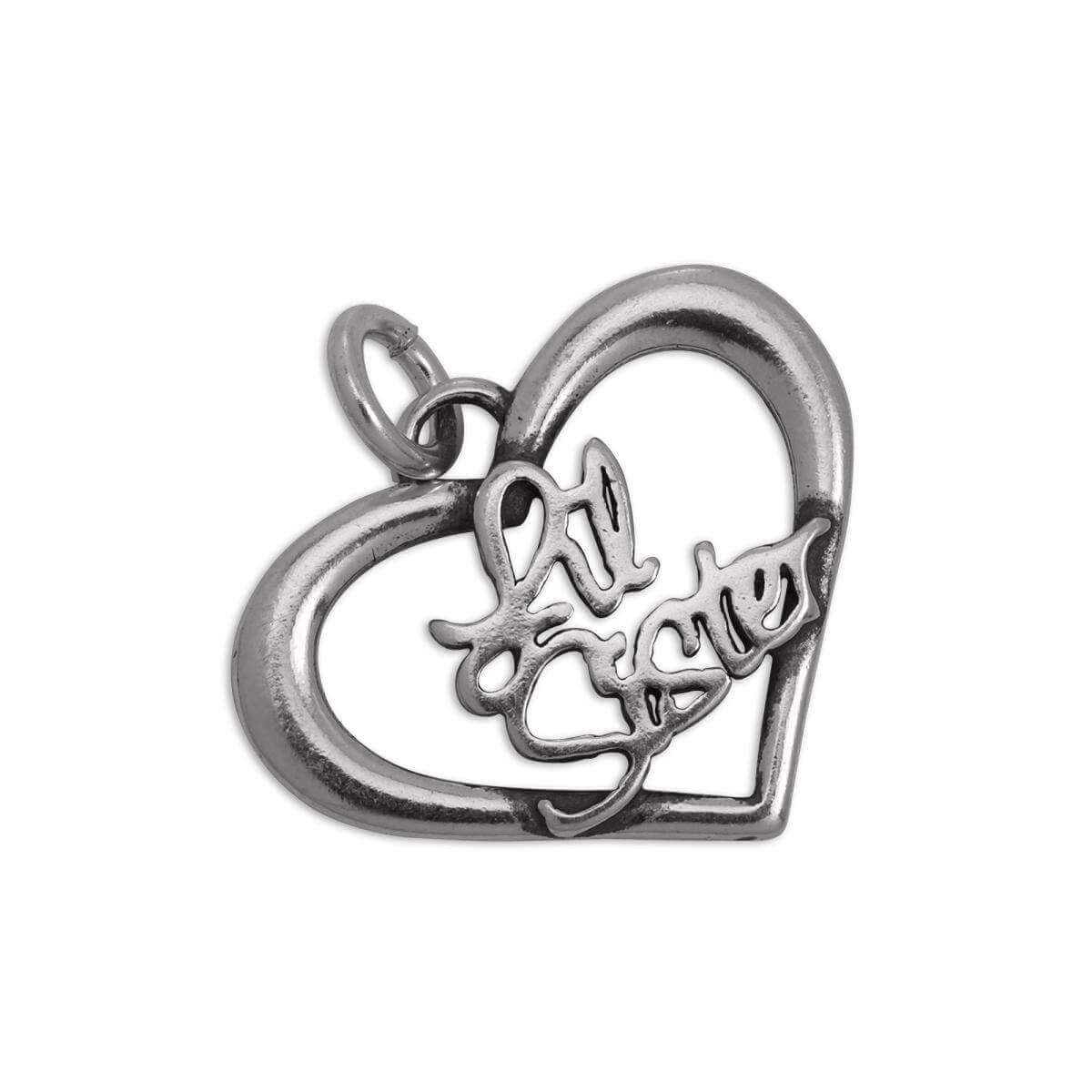 TheCharmWorks Sterling Silver Little Sister Charm