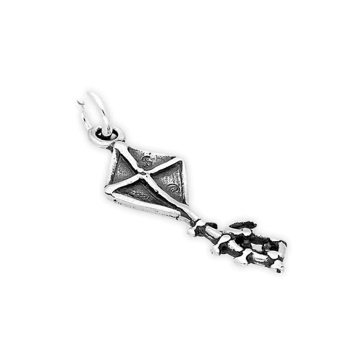 Sterling Silver Kite Charm