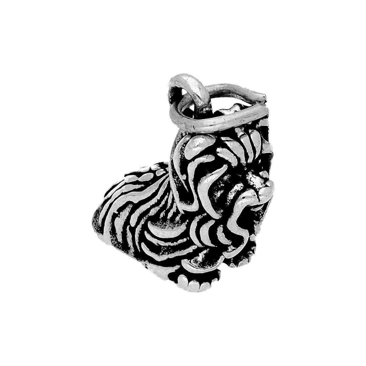 Sterling Silver Yorkshire Terrier Charm