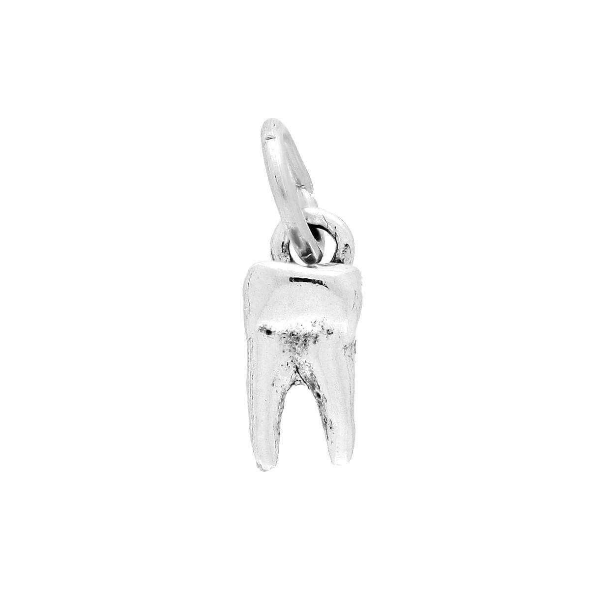 Sterling Silver Baby Tooth Charm
