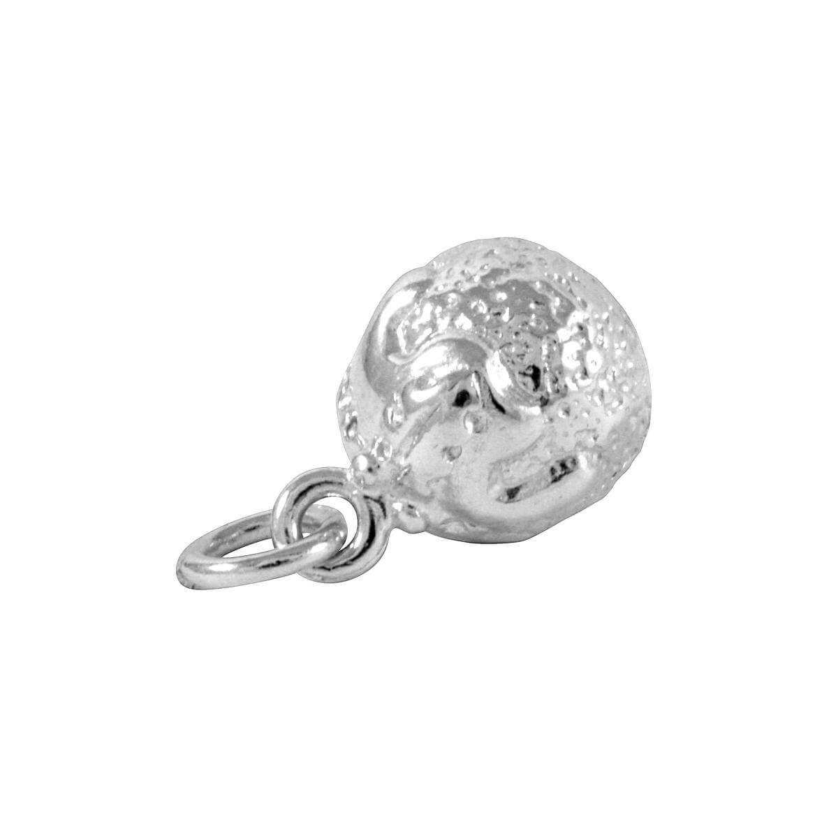 Sterling Silver Christmas Pudding Charm