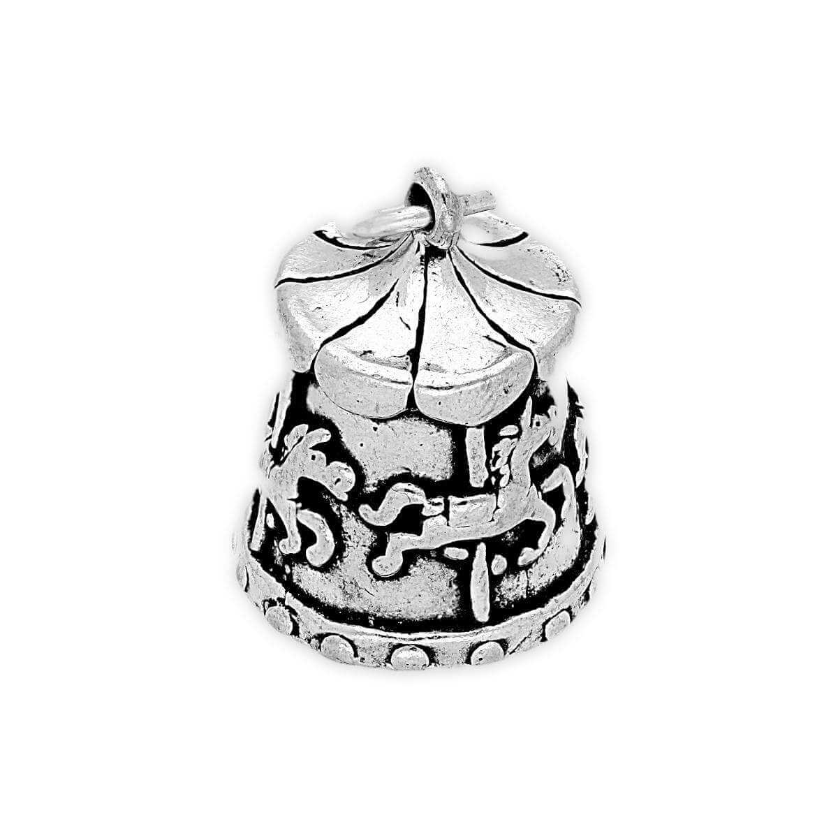 Sterling Silver Merry Go Round Charm