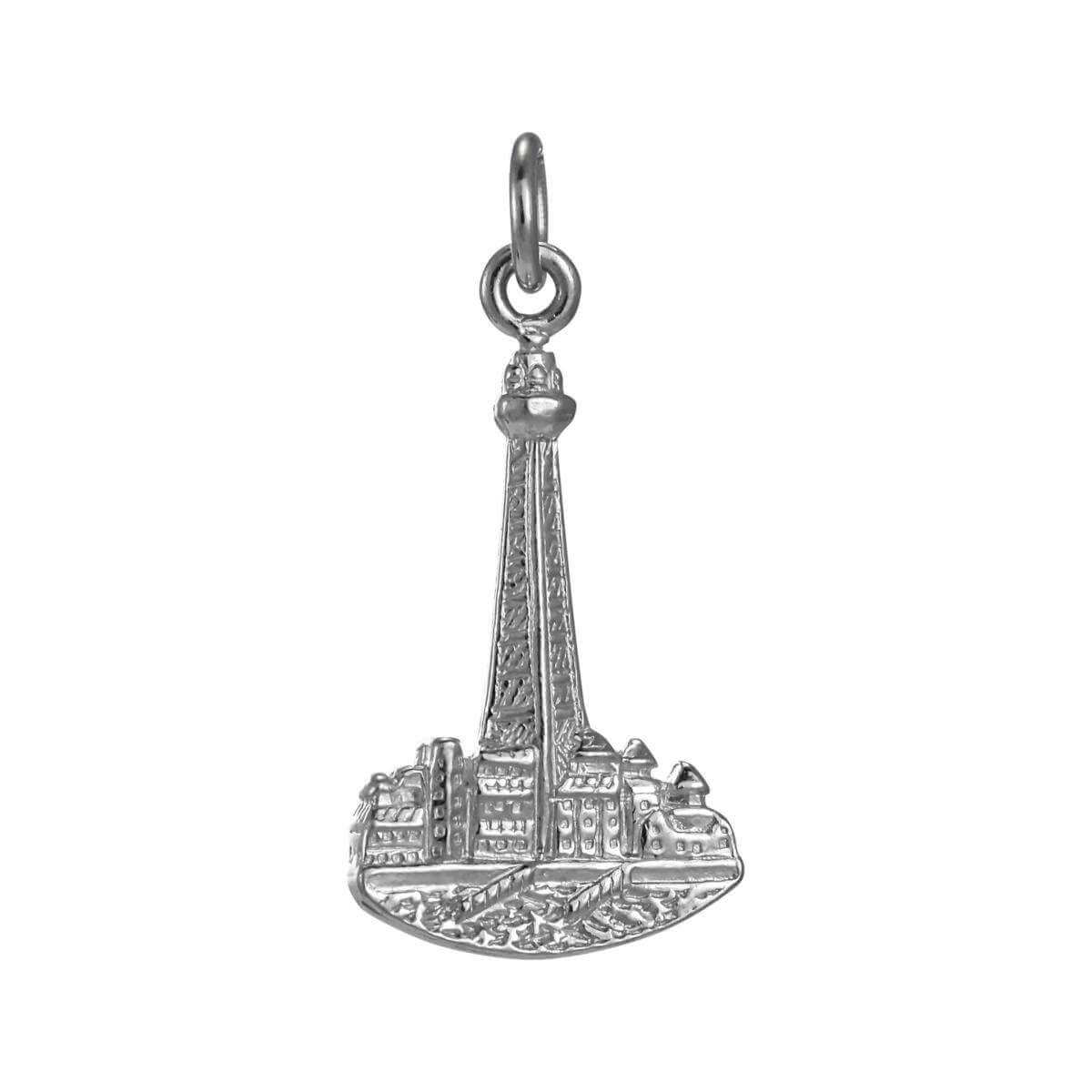 Sterling Silver Blackpool Tower Charm