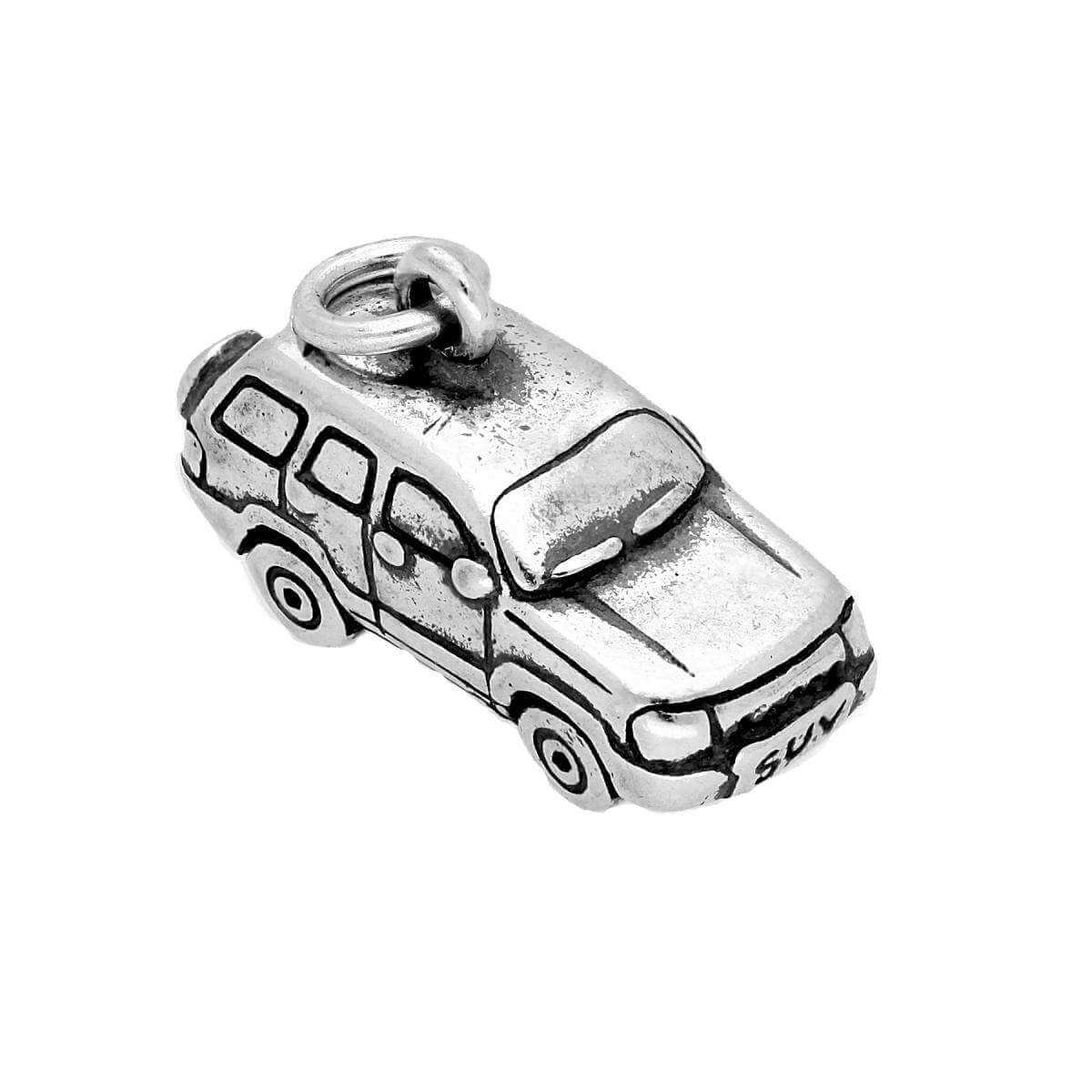 Sterling Silver 4x4 Charm